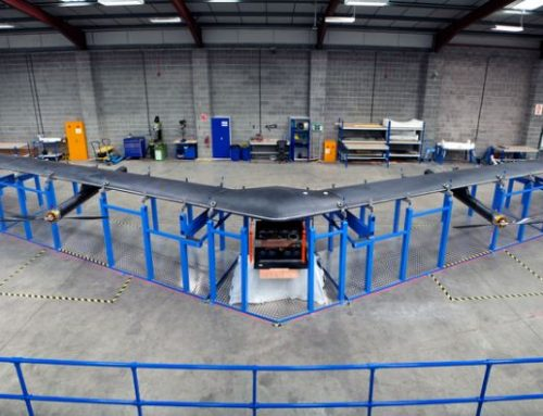 New Tech: Facebook Has Built a Plane to Deliver Internet