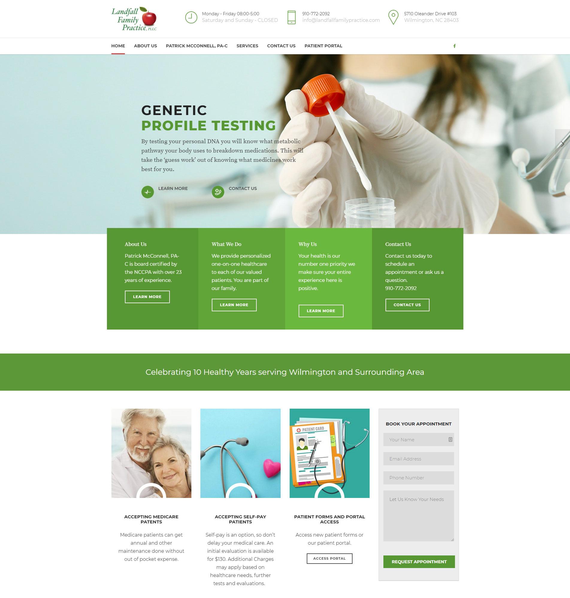 Web Design Wilmington